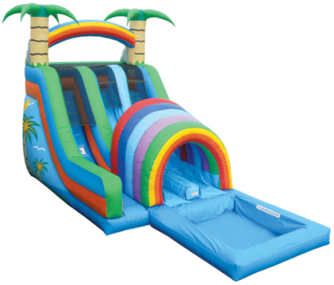 Kid Inflatable Water Slides
