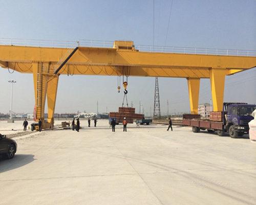 U type heavy duty lifting cantilever gantry crane for sale