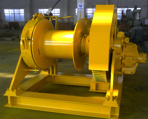Ellsen best 15 ton hydraulic tugger winch for sale