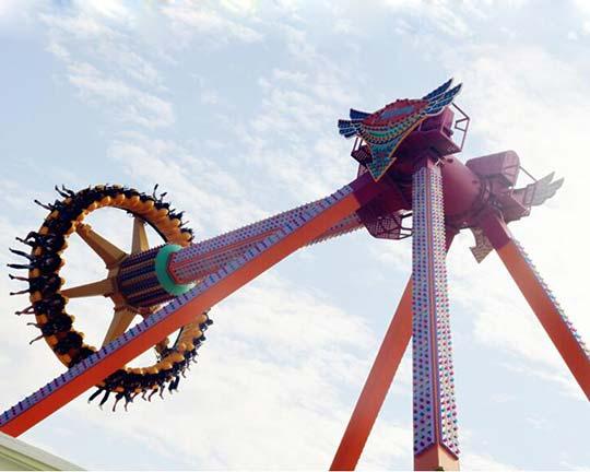 pendulum amusement park ride manufacturer