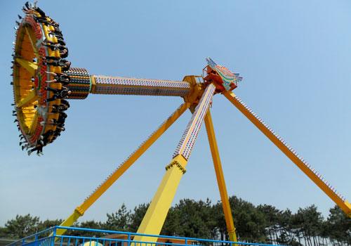 Large Pendulum Ride For Amusement Park