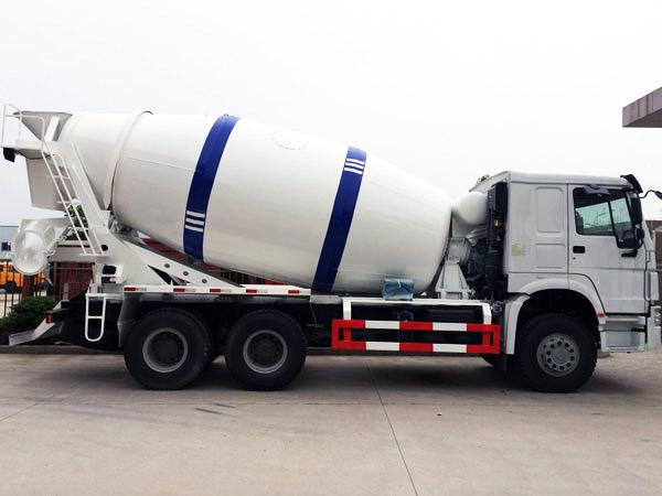 concrete mix truck for sale