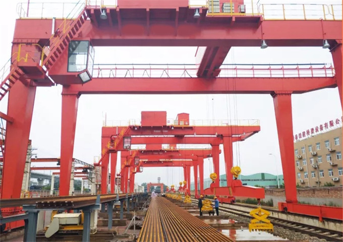 Double girder gantry crane upon purchase
